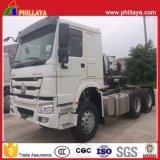 315-450HP 6 * 4 Sinotruk HOWO A7 Trator Truck / HOWO Truck