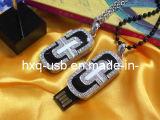 USB in opposizione del diamante