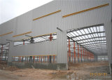 Double Trolley Hook Bridge Crane Steel Structure Workshop (KXD-SSB25)