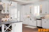 Klassischer europäischer Art Belüftung-Küche-Schrank