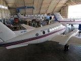 Hangar prefabricado del coche de la estructura de acero y hangar del aeroplano de la estructura de acero