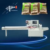 Preço horizontal automático high-technology da máquina de embalagem de pano de limpeza