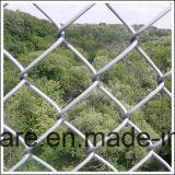 Maillon de chaîne de faible en carbone clôture/maille losange avec une bonne qualité
