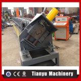 Máquina de fazer do caixilho da porta da estrutura de aço máquina de formação de rolos