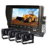 Sistema de monitoreo de cámara reversible HD para traliadores, camiones y autobuses