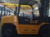 일본 엔진을%s 가진 디젤 엔진 Empihadeira 7000kgs 트럭 포크리프트