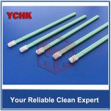 Het elektronische Industriële Substituut van de Zwabber van de Polyester van het Gebruik voor Zwabber Texwipe