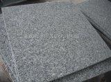 Камень/заволакивание/настил/вымощать/плитки/слябы Luna белые Grainte серого гранита Китая G603/гранит