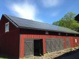 Sistema de energia solar para a aplicação Home 5kw
