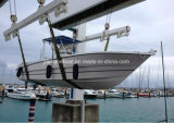 27ft T PARTE SUPERIOR ABIERTA FRP barco de pesca