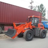 Cummins Engine 100HP를 가진 목제 Fork Wheel Loader