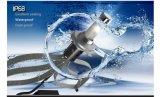 Alluminio H1 Hir2 H3 dei chip 12V di Philips del CREE del faro dell'automobile di R4 9006 LED