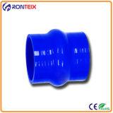 Tubo flessibile di rinforzo ad alta pressione del silicone del gomito
