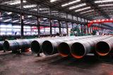 Petrolio del tubo api 5L del tubo SSAW del tubo del acciaio al carbonio e tubo di gas standard saldati spirale