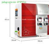 RO de Zuiveringsinstallatie van het water met de Automaat van de Ingebouwde Tank en van het Hete/Koude Water
