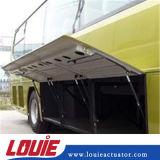 Metal Struts de gás corpo usado para tronco de ônibus