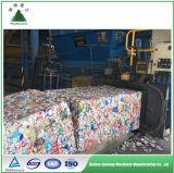 Алюминиевая неныжная бумага и пластичная рециркулируя машина