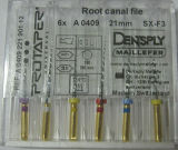 Ficheros rotatorios Endo dentales de Dentsply Protaper de la calidad de Hight