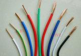 Extruder die van de Kabel van de Draad van pvc de Plastic Machine maken
