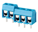 Bloco de terminais de parafuso de PCB de melhor venda (WJ301-5.0 / 10.0mm)