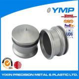 Mecanizado de precisión de los componentes de aluminio anodizado