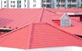Telhas de telha de resina ASA / Azulejos de construção de alta qualidade