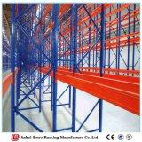 Bem vendido e depósito de armazenagem duradouros utilizados sistemas de rack de supermercados industriais