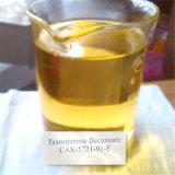 Pureté stéroïde parfaite des caproates 99% de testostérone de Decanoate de testostérone de poudre