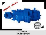 벨 상자 살쾡이 죤 귀중한 바퀴 로더 Ta1919V20 전송 펌프