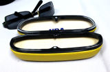 Qualitäts-Form-Sonnenbrille-Kasten Caixa De ó Kasten &eacute Culosestuche De Las Gafas Etui (S) Schauspiel; Tui à Lunettes (Hx396)