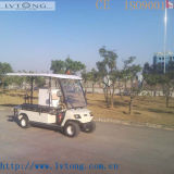 Großverkauf 2 Seaters elektrische faltende Krankenwagen-Bahre