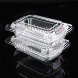 昇進の安い価格のゆとりのふたが付いている使い捨て可能なプラスチック食品包装の容器