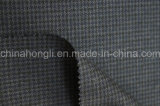 Os fios Tingidos Poli/tecido de Rayon, Pequenas Plaid, 210gsm