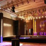 Estágio Exposição de exibição de alumínio durável Exposição de alumínio ao ar livre personalizada Estande de conferência de concertos