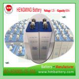 Les piles NiCd 1,2V 40ah Batterie Rechargeable pour l'appareillage de commutation