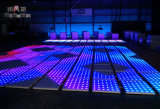 Fase del LED che illumina la festa nuziale LED Digital Dance Floor di colore completo