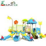 遊園地のための新しい到着の興味深い子供の大きいスライドのプラスチック屋外の運動場