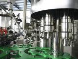 Embotellado plástico automático del agua y máquina que capsula