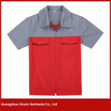 Поставщик одежд хорошего качества хлопка работая равномерный (W148)