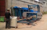 Machine van de Lintzaag van Sosn de Op zwaar werk berekende Om Hout Te snijden