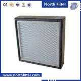 Мини-Плиссируйте фильтр HEPA, фильтр ULPA