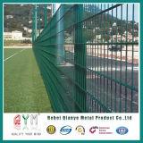 Сваренная оптовая продажа загородки стадиона загородки ячеистой сети сваренная нержавеющей сталью