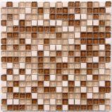 Vidrio del color de Bigie y mosaico de la piedra