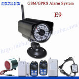 GSM Alarm System Wireless Intelligent Security와 Protection Alarm E9