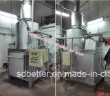O incinerador de resíduos, incinerador de resíduos sólidos, 10-500kg incinerador