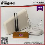 Répéteur sans fil 3G 2100MHz Amplificateur de signal avec antenne mobile