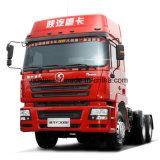 Shacman F2000 10-Wheel 6X4 Traktor-LKW mit 380HP Weichai Motor