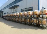 Caminata refrigerada por agua del motor diesel detrás del rodillo vibratorio del tambor en tándem para la venta