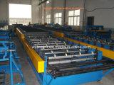 Doppelte Schicht-automatisches Dach und Wand-Rolle, die Maschine bildet
