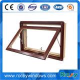 PVC americano Windows del estilo del precio barato